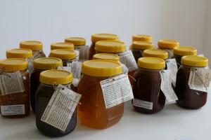 Mešavine meda i lekovitog bilja