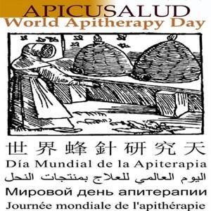 DIA INTERNACIONAL DE LA apiterapia y apicusalud.