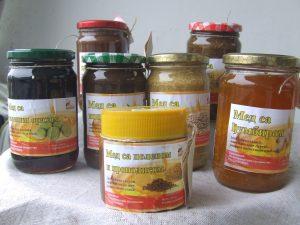Medene mešavine, meda, lekovitog bilja i propolisa