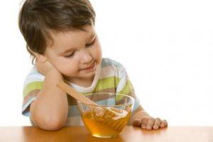 Med u ishrani dece ima veoma veliku i važnu ulogu