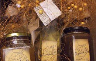 Paket sa medom, mešavinom i medovačom