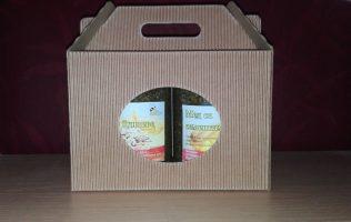 Mešavine meda i lekovitog bilja - pakovanje