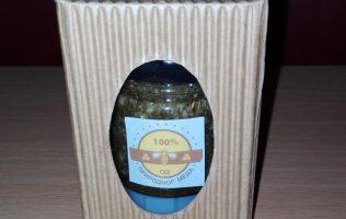Mini pakovanje mešavine meda i različitih semenki i orašastih plodova