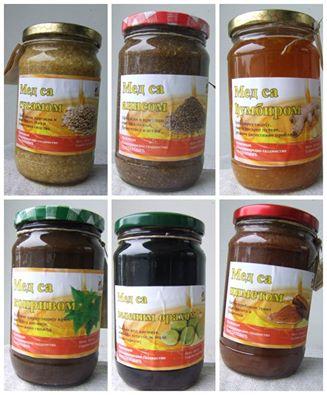 Mešavine meda i lekovitog bilja - prirodni preparati za poboljšanje zdravlja