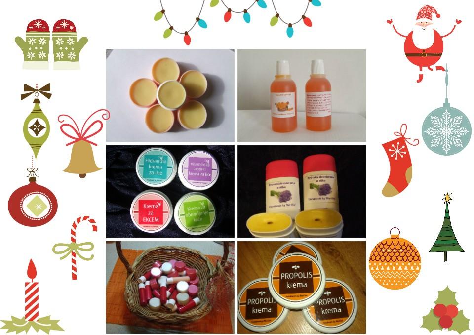 Kozmetički proizvodi na bazi voska, meda, propolisa i biljni ulja u ponudi gazdinstva Soldatović