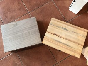 Drveni kovčežić za medene proizvode