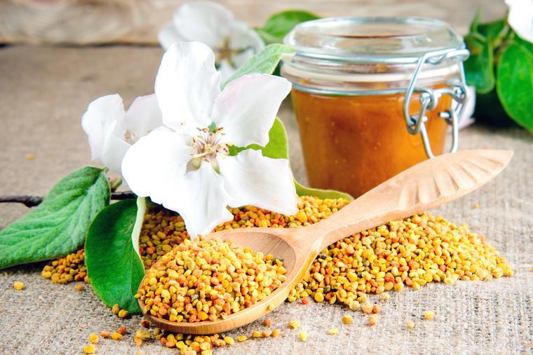 Mešavine polena i meda